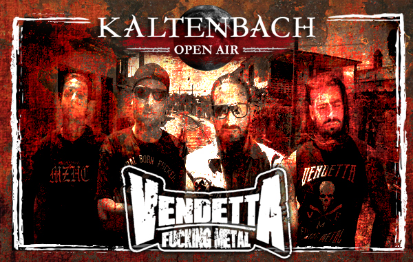 Vendetta Fucking Metal